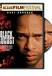 Black August Poster