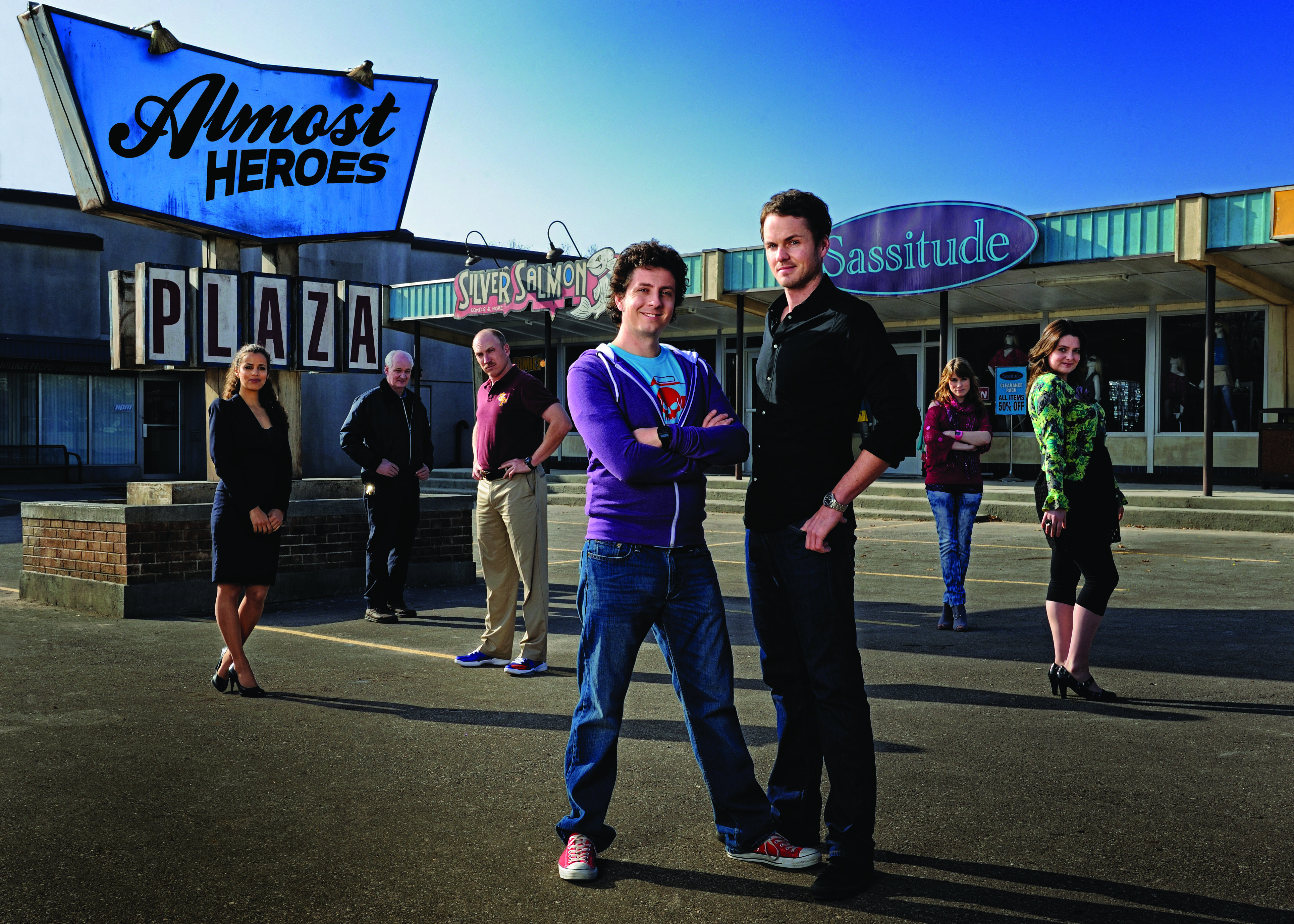 Almost Heroes (2011)