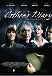 Esther's Diary Poster