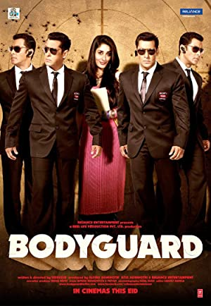 Download Bodyguard (2011) Hindi Movie 720p | 480p BluRay 1GB | 300MB