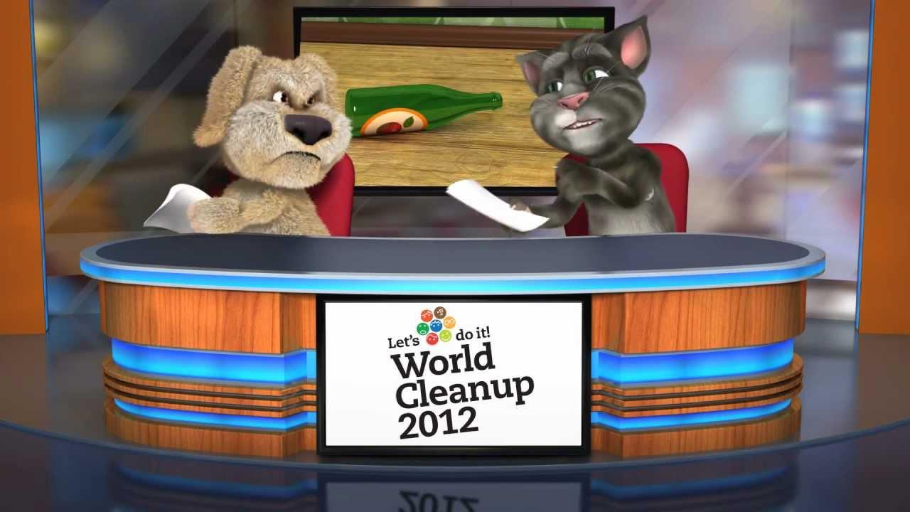 دانلود زیرنویس فارسی فیلم Tom and Ben News: World Cleanup Day