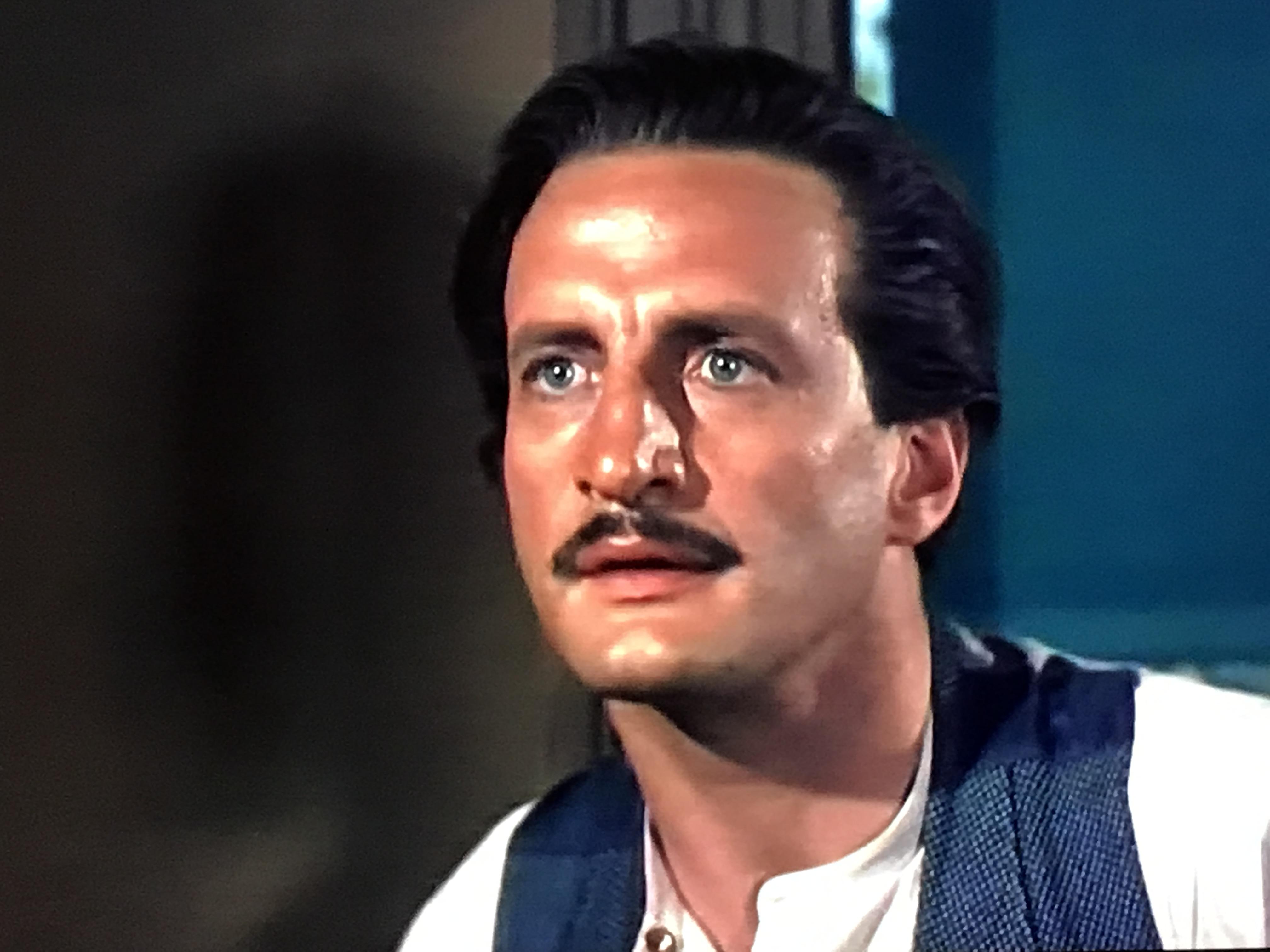 George C. Scott in The Virginian (1962)
