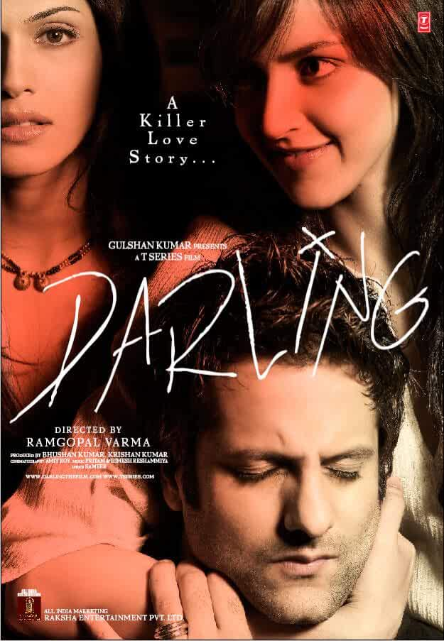 Darling (2007) Hindi 720p HEVC HDRip x265 AAC [500MB] Full Bollywood Movie