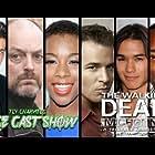 The walking dead michonne. . Sal Velez Jr,Ron Battitta,  Samira Wiley,Derek Phillips BooBoo Stewart,Malik Yoba