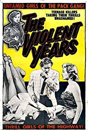 The Violent Years (1956) 1080p