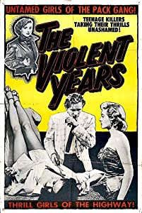 Psp movie direct downloads The Violent Years USA [640x360]