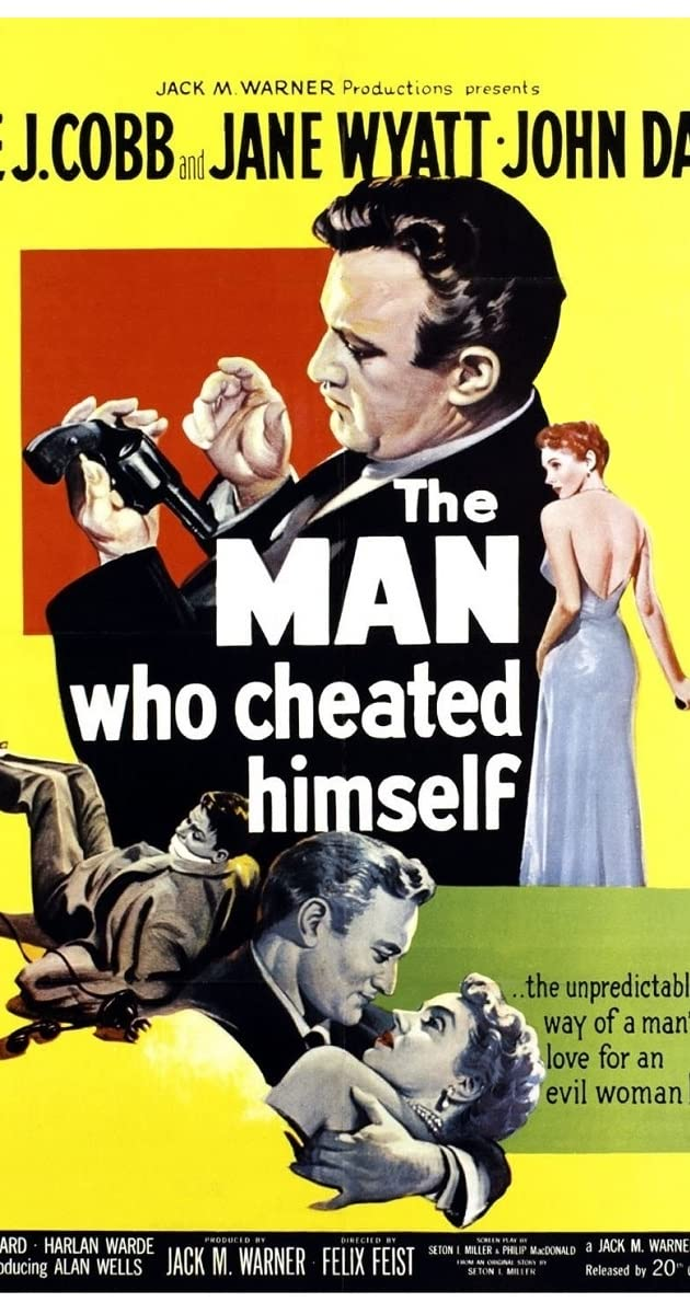 The Man Who Cheated Himself (1950) Subtitles
