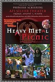 Heavy Metal Picnic Poster
