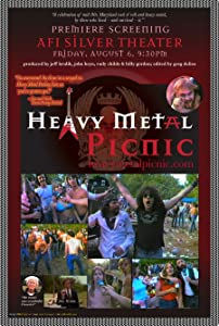 Movie dvd free download Heavy Metal Picnic by [1080p]