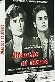 Sandrine Bonnaire and Miou-Miou in Blanche et Marie (1985)