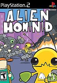 Alien Hominid Poster