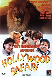 Hollywood Safari Poster