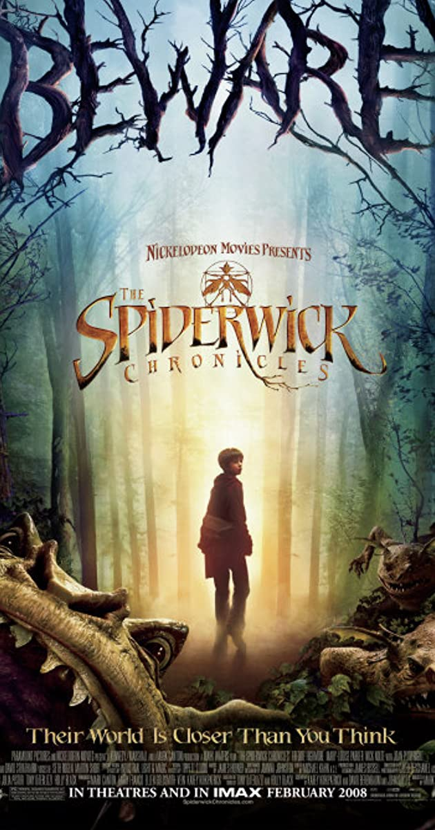 The Spiderwick Chronicles (200...