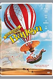 Five Weeks in a Balloon (1962) 1080p