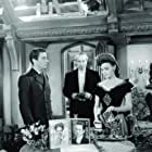 Donna Reed, George Sanders, and Peter Lawford in The Picture of Dorian Gray (1945)