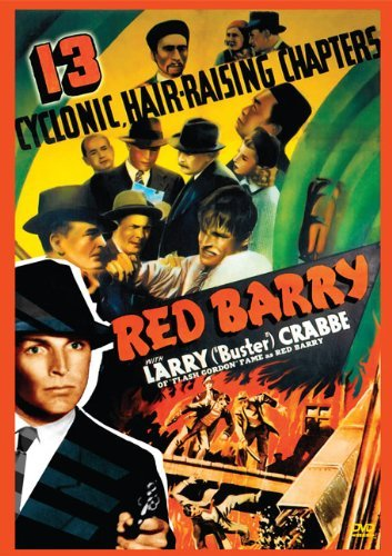 Wade Boteler, Buster Crabbe, Cyril Delevanti, Hugh Huntley, Frank Lackteen, Frances Robinson, and William Ruhl in Red Barry (1938)