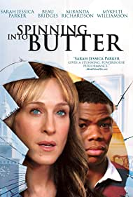 Sarah Jessica Parker, Mykelti Williamson, and Paul James in Spinning Into Butter (2007)