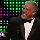 Jim Hellwig in WWE Hall of Fame (2014)
