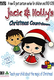 Jack and Holly's Christmas Countdown Poster