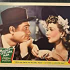 Red Skelton and Ann Sothern in Maisie Gets Her Man (1942)