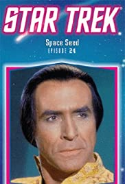 Space Seed Poster