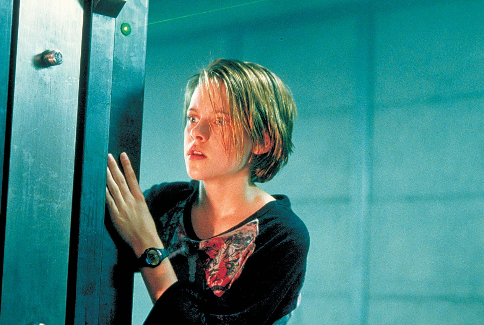Kristen Stewart in Panic Room (2002)