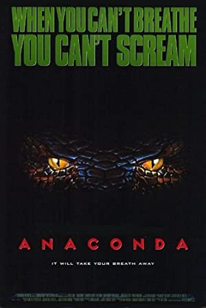 Anaconda film Poster