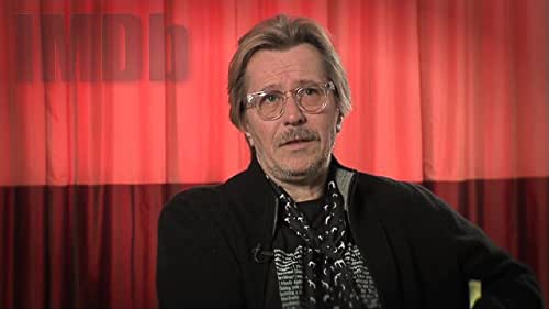 IMDb Interview: Gary Oldman