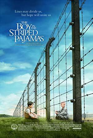 The Boy in the Striped Pajamas Poster Image