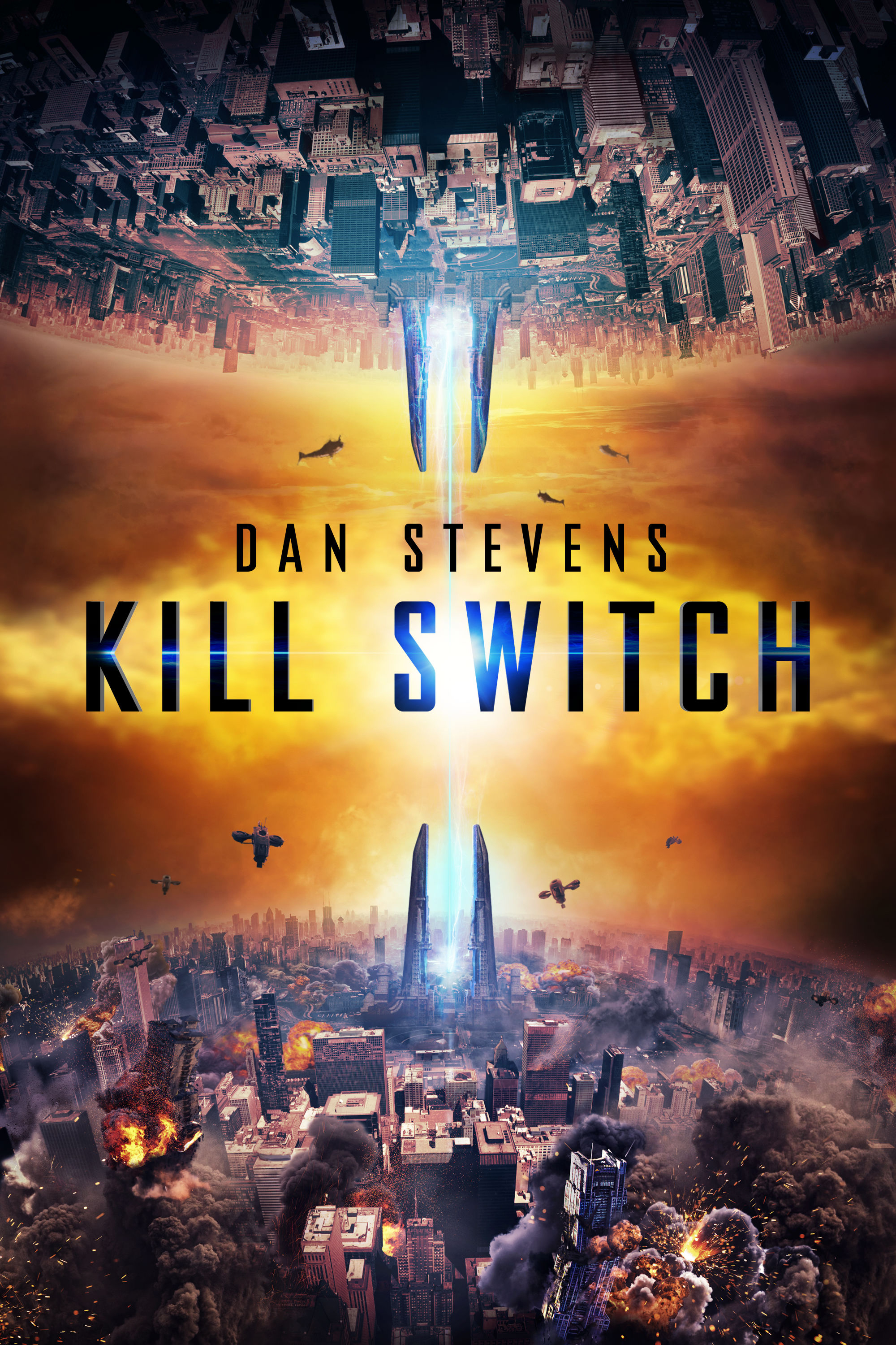 Kill Switch (2017) ORG Hindi Dual Audio 720p BluRay x264 ESubs 850MB