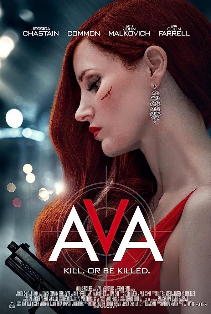 ดูหนังออนไลน์ฟรี Ava (2020) เอวา มาแล้วฆ่า