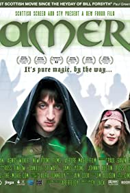 GamerZ Theatrical Poster