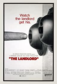 The Landlord (1970) Poster - Movie Forum, Cast, Reviews
