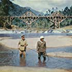 Alec Guinness and Sessue Hayakawa in The Bridge on the River Kwai (1957)