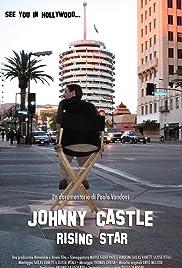 Johnny Castle Rising Star Poster