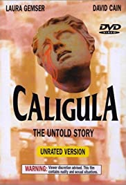 The Emperor Caligula: The Untold Story Poster