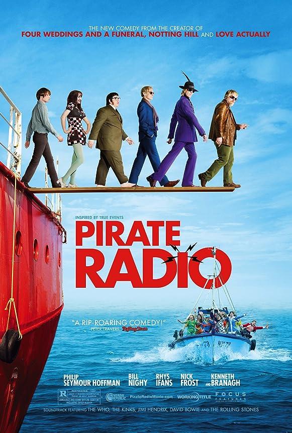 Pirate Radio (2009) Hindi Dubbed