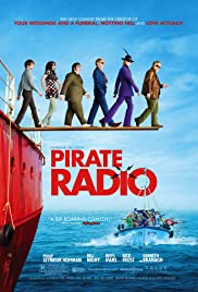 Download Pirate Radio (2009) BRRip 480p 720p Dual Audio [In Hindi – English] Full Movie