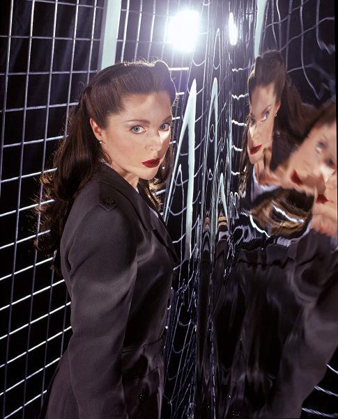 Sarah-Jane Redmond in Harsh Realm (1999)
