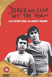 Derek and Clive Get the Horn(1979) Poster - Movie Forum, Cast, Reviews