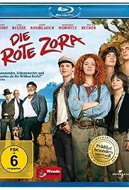 Die rote Zora Poster
