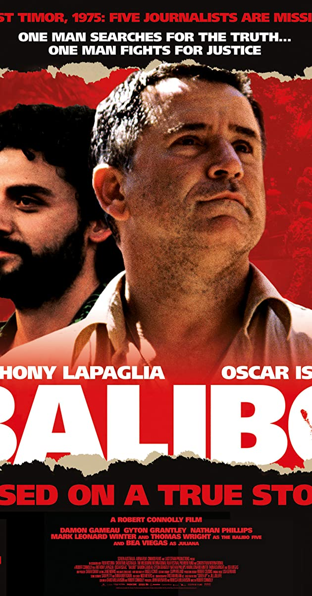 Subtitle of Balibo
