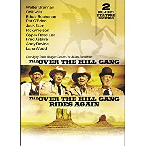 Television full movie hd download The Over-the-Hill Gang USA [flv]