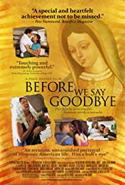 Before We Say Goodbye Poster