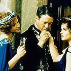 Helena Bonham Carter, Alison Elliott, and Alex Jennings in The Wings of the Dove (1997)