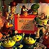 Tom Hanks, Joan Cusack, Tim Allen, Annie Potts, John Ratzenberger, Wallace Shawn, Jim Varney, Estelle Harris, Jeff Pidgeon, and Don Rickles in Toy Story 2 (1999)