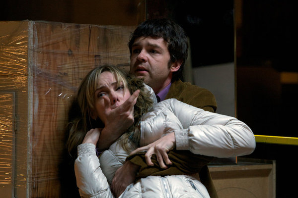 Frederick Koehler and Amanda Walsh in Grimm (2011)