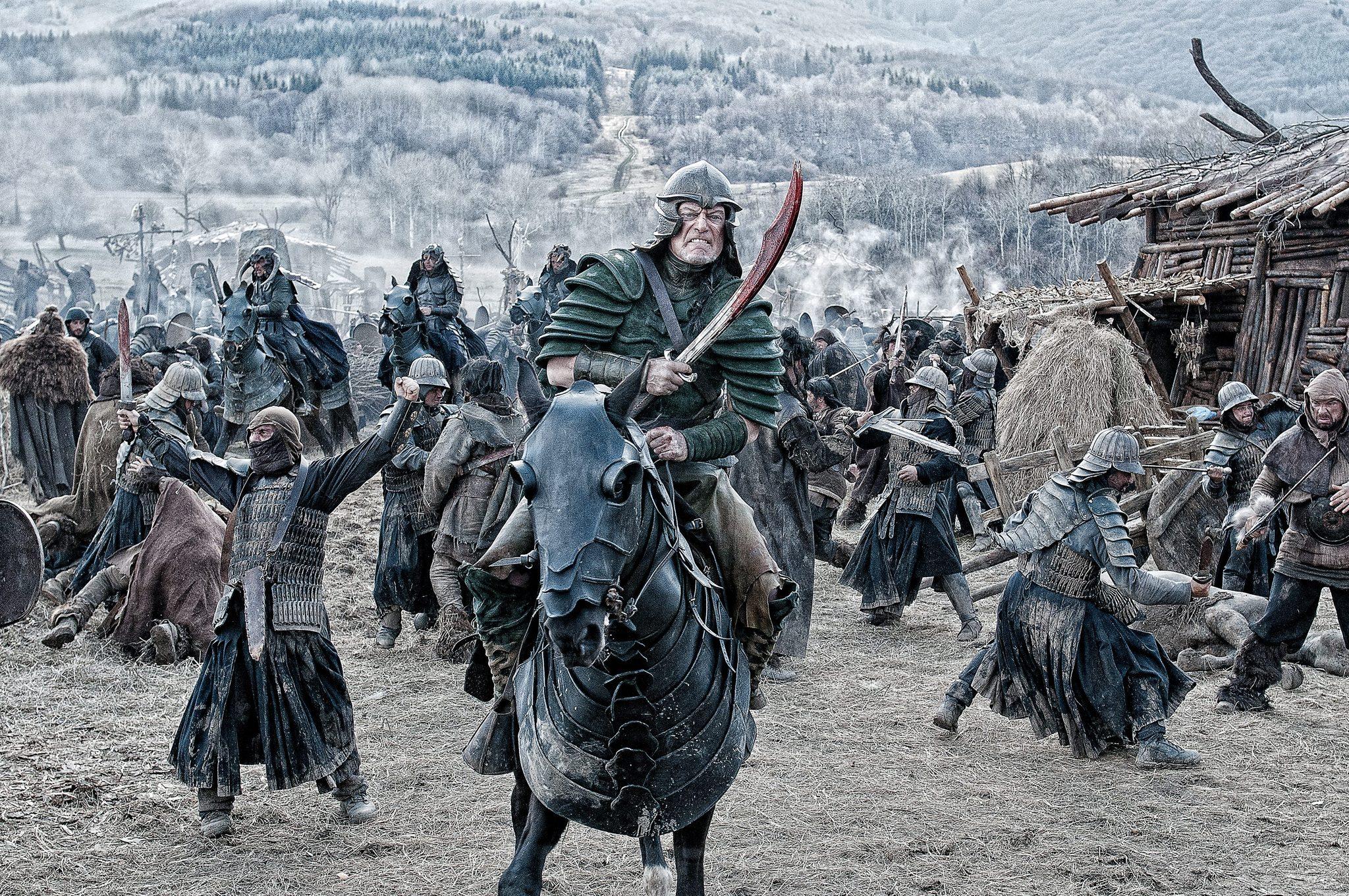 Stephen Lang in Conan the Barbarian (2011)