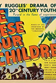 Are These Our Children (1931) Poster - Movie Forum, Cast, Reviews