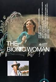 The Bionic Woman Poster